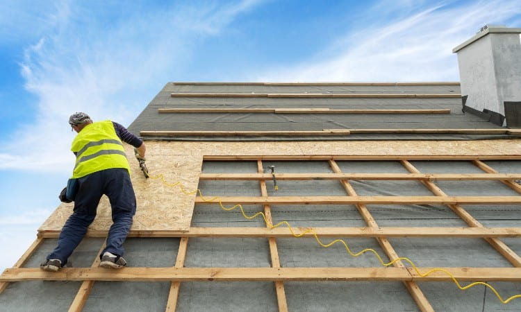 Roof Sheathing Thickness