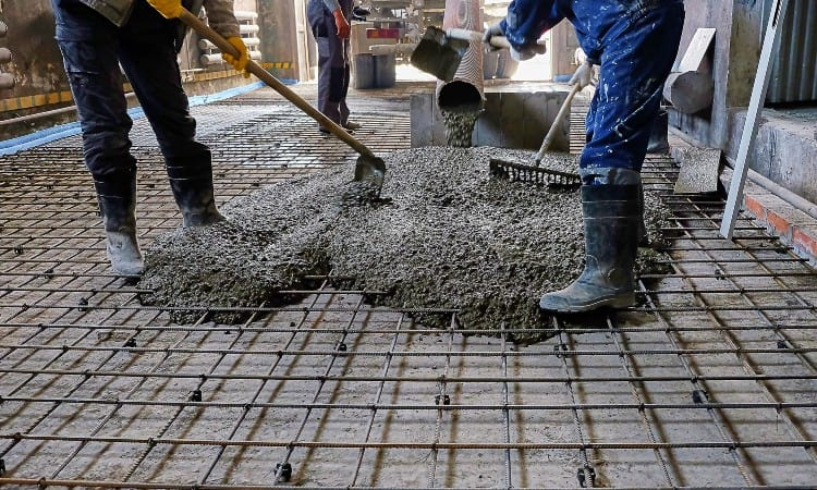 Concrete Rebar