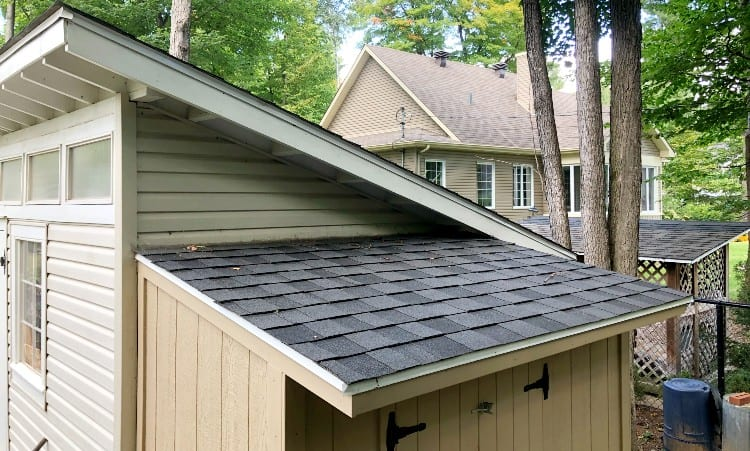Minimum roof pitch for shingles