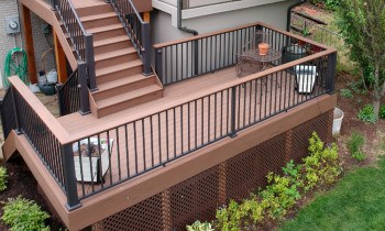 Paint Composite Deck