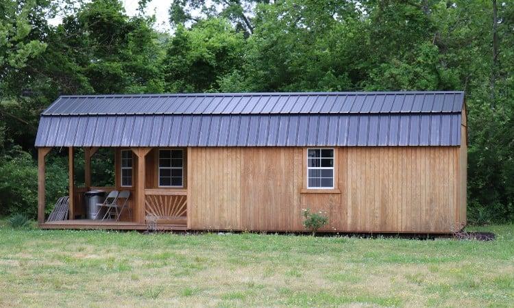 Rent sheds