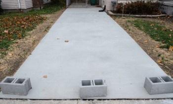 Pour Concrete Over Asphalt