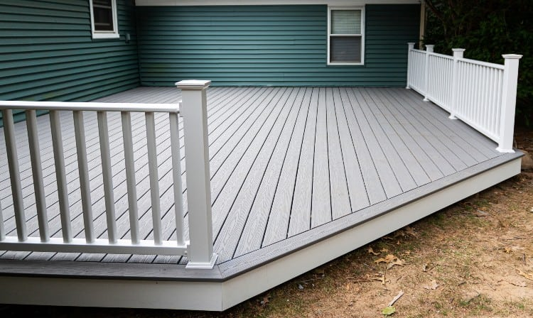How to Pressure Wash Composite Decking