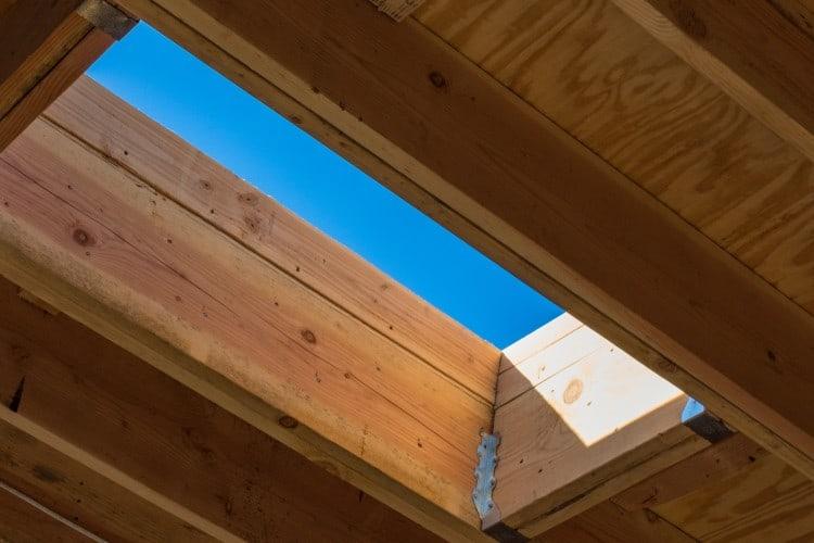 Sistering roof rafters