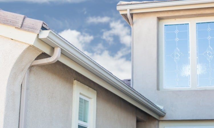 What are seamless gutters