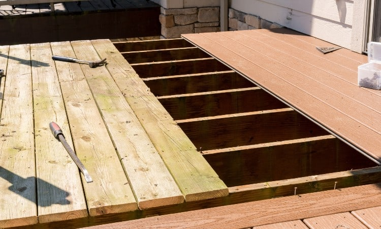 Can You Put Composite Decking Over Existing Deck